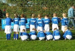 starters kit Lid worden starterskit Voetbalvereniging Serooskerke